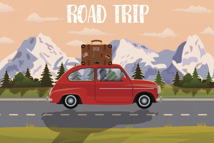 5 idei de vacanțe cu mașina